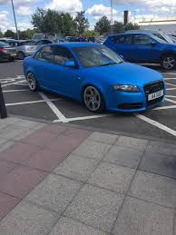 lexus is200 breaking birmingham audi a4 b7 tdi s line special edition modified low 3sdm show car