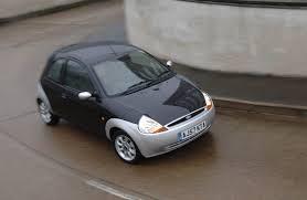 ford ka hatchback review 1996 2008 parkers