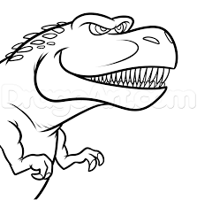 how to draw ramsey from the good dinosaur step by step disney