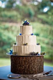 rustic log wedding cake stand rustic cake stand cupcake wood