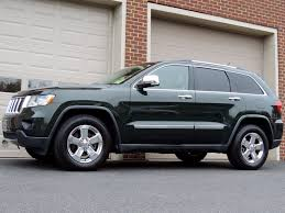 gray jeep grand cherokee with black rims 2011 jeep grand cherokee limited stock 552110 for sale near
