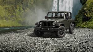new jeep wrangler specials