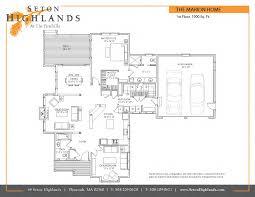 marion u2014 model home u2013 seton highlands at the pinehills