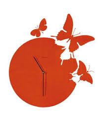 Horloge Cuisine Rouge by Must Have Rouge Passion U2013 Visitedeco