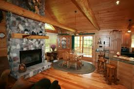 beautiful log home interiors golden eagle log and timber homes design ideas great rooms
