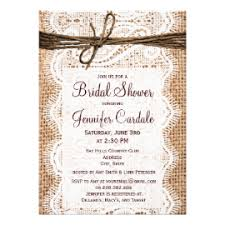 rustic bridal shower invitations country bridal shower invitations rustic country wedding invitations