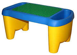 duplo table with storage shopping for duplo 3125 preschool playtable lap table with storage