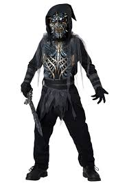 Skeleton Halloween Costume Child by Child Death Warrior Costume Halloween Costume Ideas 2016