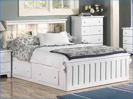 queen bed white queen storage bed steel factor
