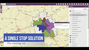 Bhopal India Map by Smart Map Bhopal Introduction Smart City India Video Created