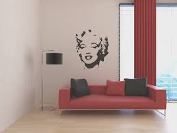 marilyn monroe living room decor good home design modern at design