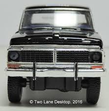 two lane desktop m2 machines 1970 ford f100 custom 4x4