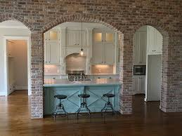 love exposed brick would definitely change color palate