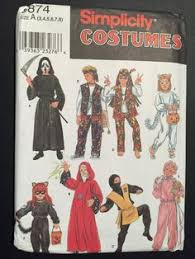 sewing pattern ninja costume simplicity sewing pattern 2528 boys elvis costume size 2 16 elvis