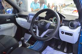 Suzuki Ignis Interior Suzuki Ignis Interior At The Nepal Auto Show 2017 Indian Autos Blog