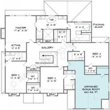 castlewood cottage rustic floor plans luxury house plans