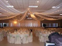 how to use tulle to decorate a table prom decorations on a budget tulle ceiling decorations its for real