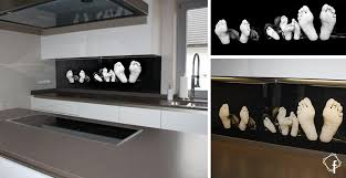 glaspaneele küche frontglas gmbh küchenrückwand mit motiv bedruckt oder einfarbig