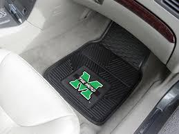 2pc vinyl car floor mats 18 x 27