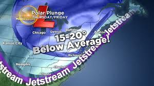 Jetstream Map Arctic Blast To Bring Extreme Cold Snow U0026 Ice Cbs Philly