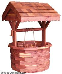 wishing well garden decor home design and decorating