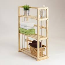 llytech inc pine natural color 3 shelf solid wood open bookcase