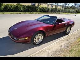 1993 corvette 40th anniversary sold 1993 40th anniversary corvette convertible for sale by