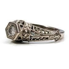 Gothic Wedding Rings by Best Gothic Wedding Rings His And Her Gothic Wedding Rings