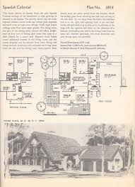 vintage house plans part 3 french mediterranean spanish and