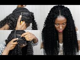 weave no leave out hairstyle brazillian new technique no sew in weave no leave out crochet your weave 20