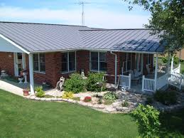 Agape All American Roofing by Brick House Metal Roof Dream House Pinterest Metal Roof