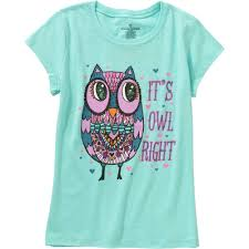 Halloween T Shirts Target by Girls U0027 Graphic Tees Walmart Com