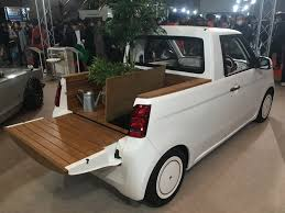 kei truck honda n one kei mini truck concept is adorable comes with toy