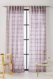 purple curtains u0026 drapes anthropologie