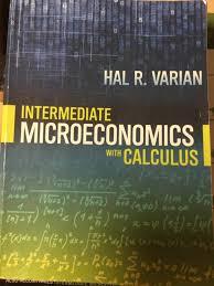 workouts in intermediate microeconomics a modern approach