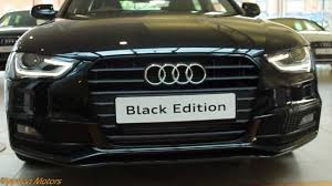 2013 audi a4 black edition youtube