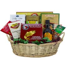 healthy gift basket ideas heart healthy gourmet food gift basket with smoked salmon gift
