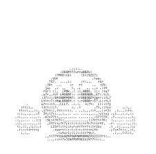 Ascii Art Meme - animated ascii art a smiley