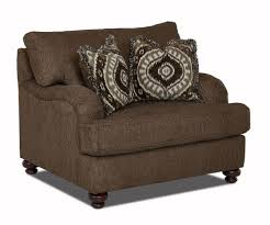 Klaussner Recliners Klaussner Brown U0027s Furniture Showplace