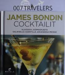 classic cocktail recipes 007 travelers 007 related book bond cocktails over 20 classic