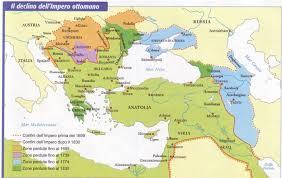 impero ottomano il settecento secolo di guerre