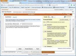 build a high quality free resume with livecareer com u0027s free resume