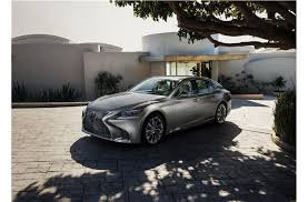 where do they lexus cars all 2018 lexus ls what you need to u s