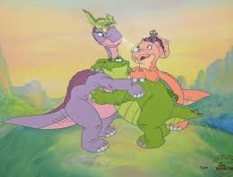 the land before time animation sensations