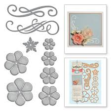 go flowers s6 050 shapeabilities amazing paper grace cinch and go flowers