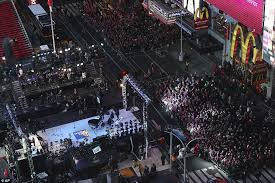 times square new years hotel packages nyc times square revelers usher in new year with demi lovato and