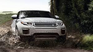 land rover evoque the citified off road capable range rover evoque is the