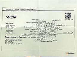 review geprc lsx5 leopard mini quad frame oscar liang