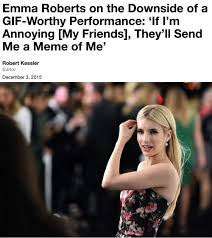 Surprise Bitch Meme - uploads mine emma roberts scream queens ahs coven madison montgomery
