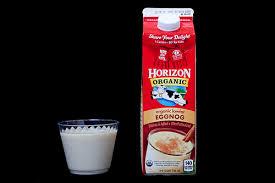 Southern Comfort Eggnog Vanilla Spice Taste Test Eggnog Serious Eats
